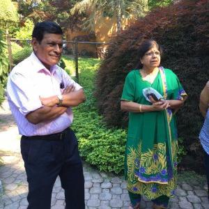Rajabalendran and Saro -IMG_3794