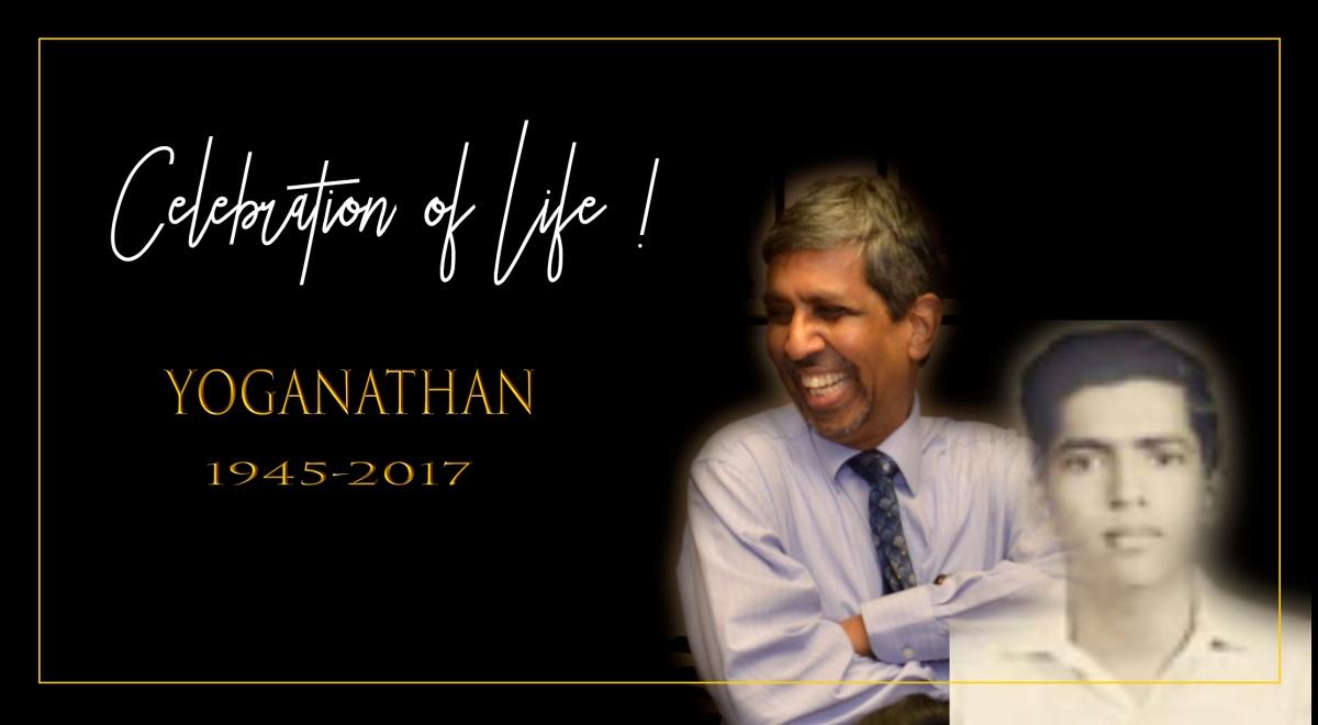 s yoganathan