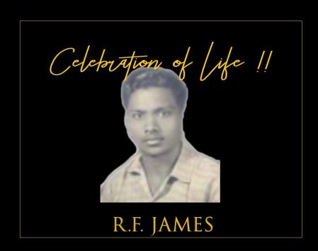 RF James