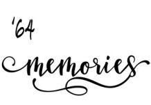 Batch'64 Memories Logo